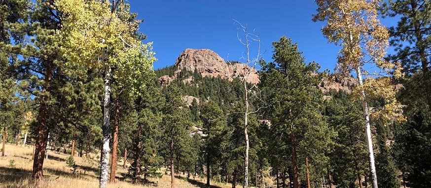 Hiking Trails in Colorado | Eagle Cliffs via Staunton Ranch Trail Loop