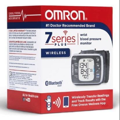 Omron 7 Series Box
