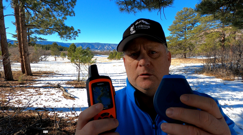 Garmin inReach Explorer vs Somewear