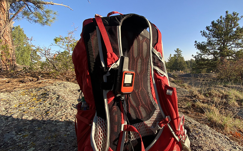 Garmin inReach Mini Satellite Messenger