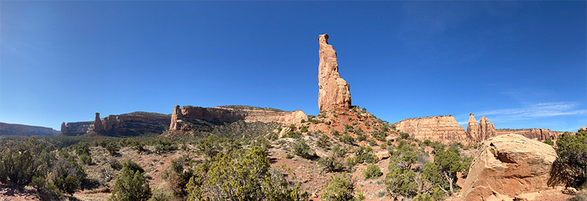 Independence Monument | Colorado National Monument