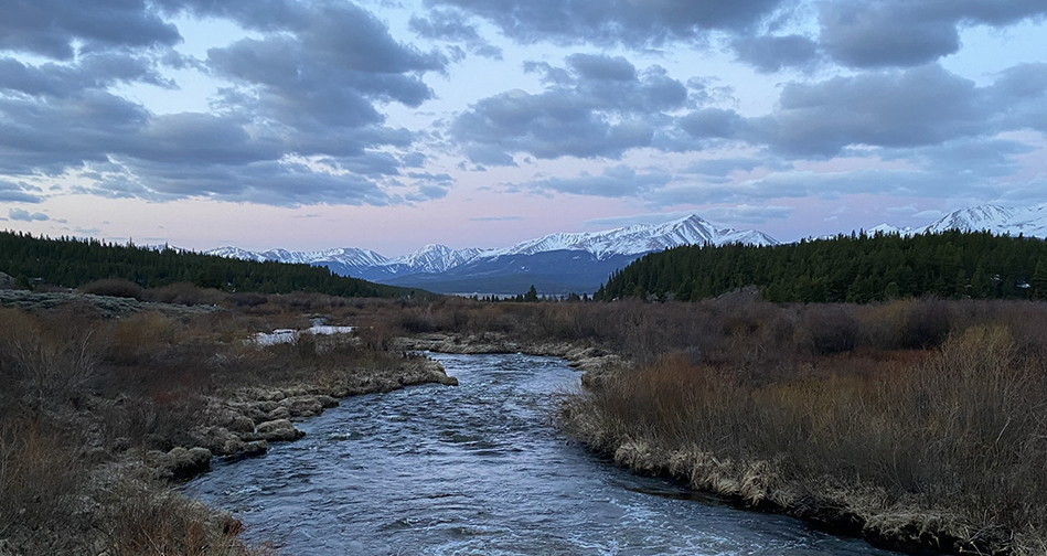 Drive to Leadville