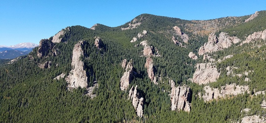 Hiking Trails in Colorado | Eagle Cliffs