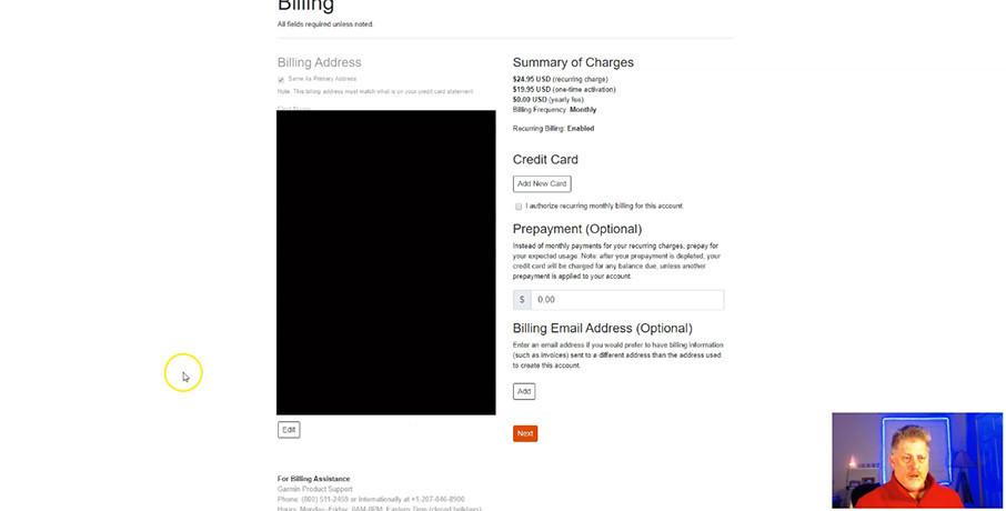 Billing & Credit Card Information