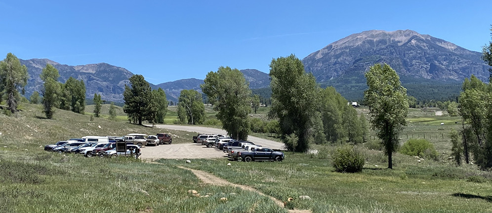 Piedra River Trailhead