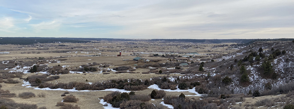 Hidden Mesa Trail Overlook