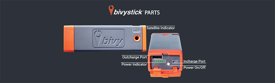 Bivystick Review & Parts