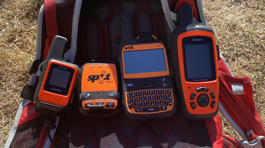 Satellite Messenger Devices