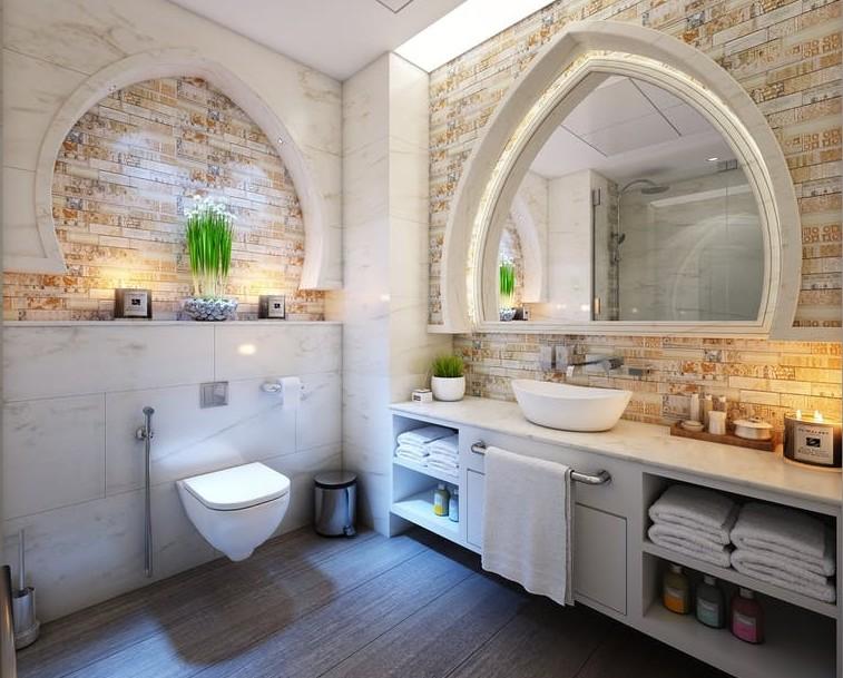 4 Brilliant Bathroom Decor Ideas