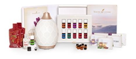 Young Living Premium Starter Kit Desert Mist Diffuser