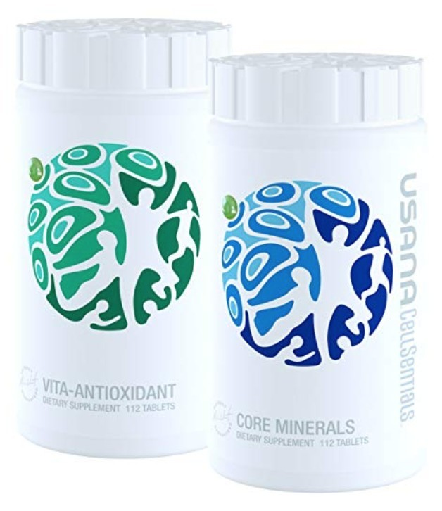 Cellsentials Vita Antioxidant & Core Minerals