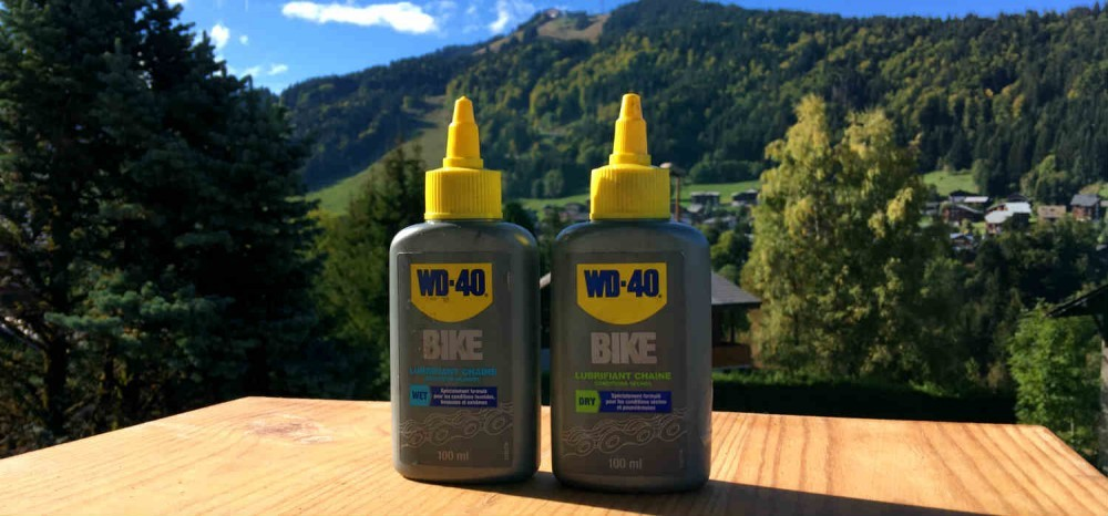 mountain bike chain lube