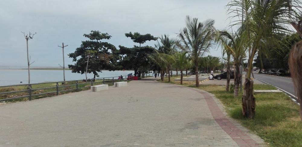 Mama Ngina Waterfront, Mombasa