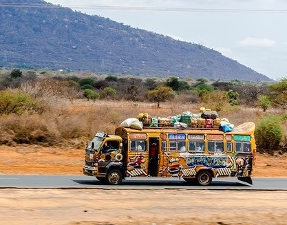 Matatu industry in Kenya