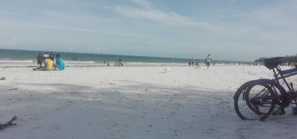 Nyali Beach - Mombasa