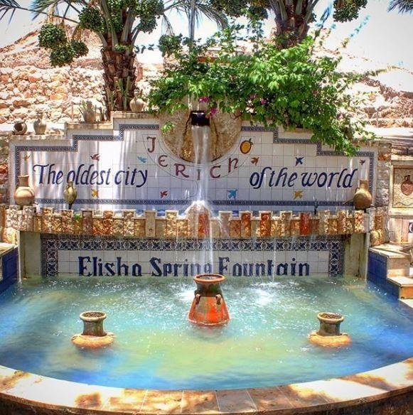 Elisha Spring