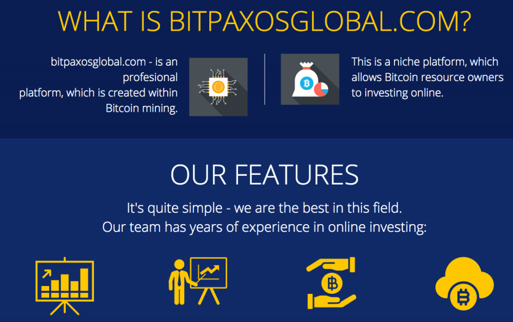 What Is BitpaxOSGlobal