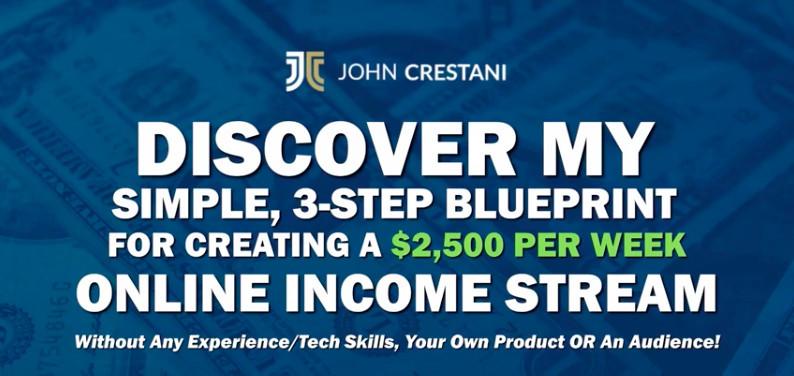 John Crestani Review - Is The Super Affiliate System Legit?