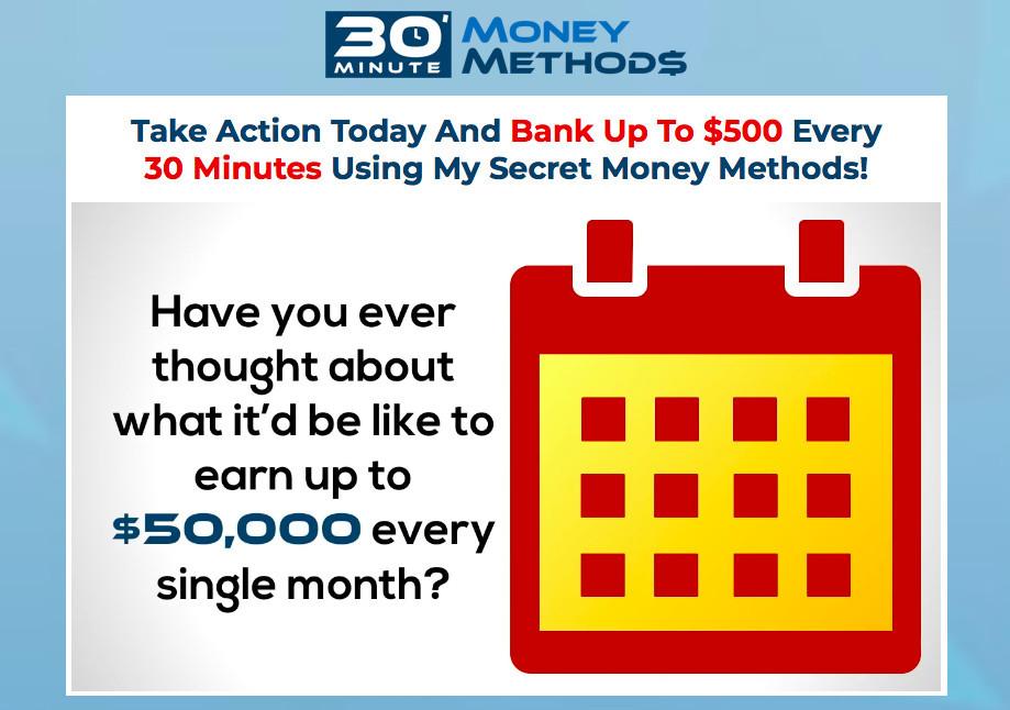 30 Minute Money Methods