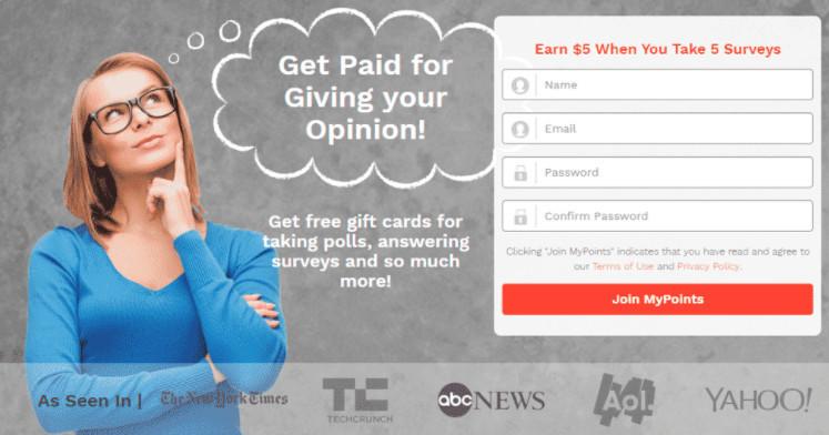 MyPoints Survey Site – Is This Legit or A Scam?