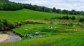 Glen Rosa Campsite