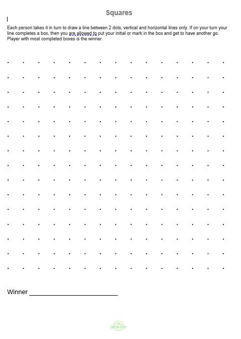 Squares (Large)