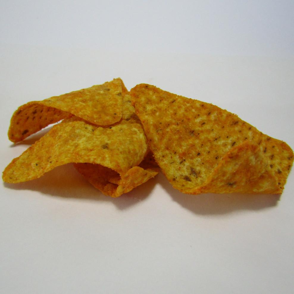 Tortilla Chips Fire Starter
