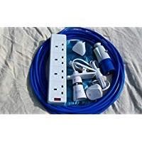 non rcd camping electrics