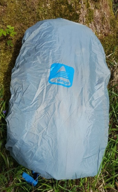 Vango Day pack with rain cover