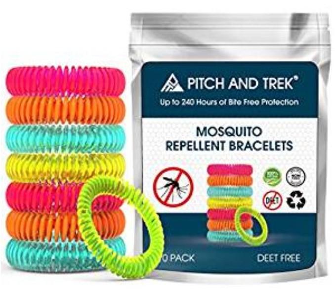 pitch and trek bracelets