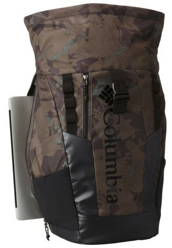 columbia convey daypack - laptop pocket