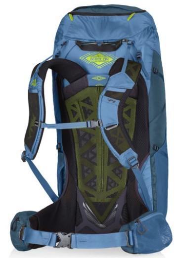 gregory paragon backpack back