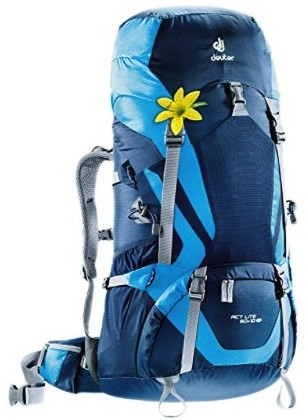 deuter packs for women - act lite 60+10 sl