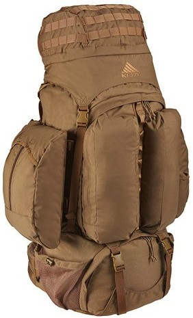 kelty eagle 128 backpack front