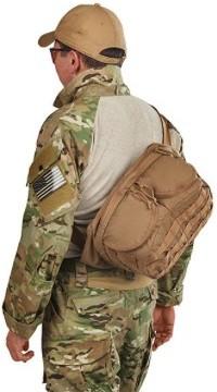 kelty eagle 128 backpack - shoulder carry