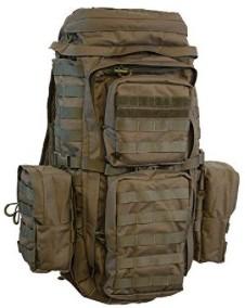kelty eagle 128 backpack - eberlestock FAC track pack