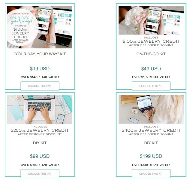 Origami Owl review starter sets