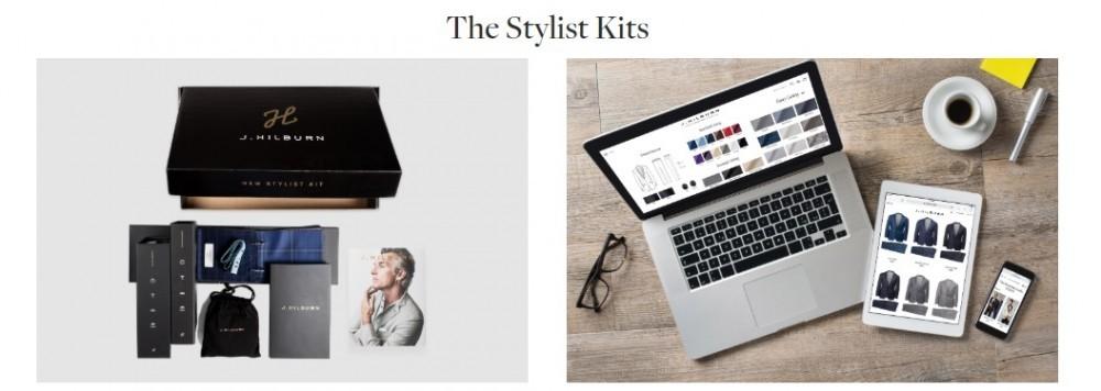 J. Hilburn review stylist kits