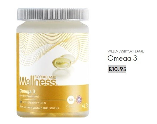 Oriflame product review