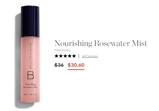 Beautycounter products review