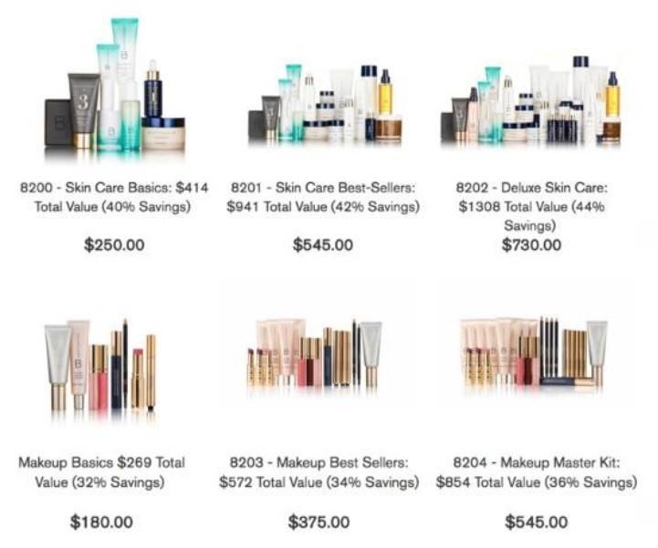 Beautycounter review starter sets