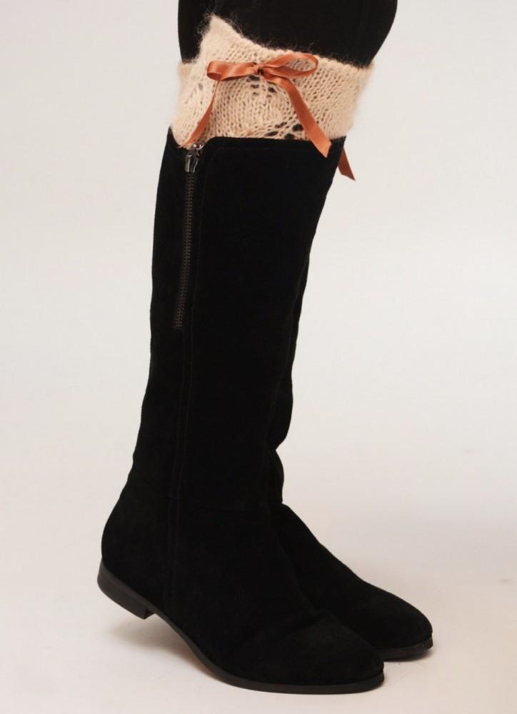FancyyFeet Angora Leg Warmers