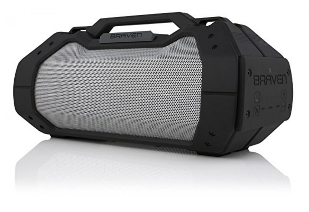 BRAVEN Waterproof Outdoor Portable Speaker