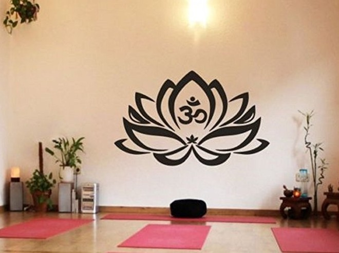 Lotus Wall Decal