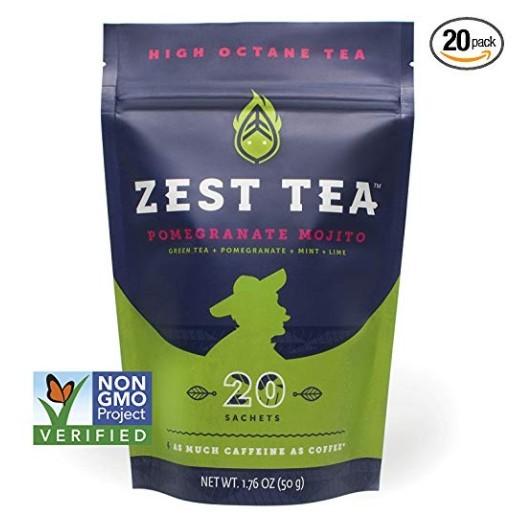 Zest Tea Green Tea