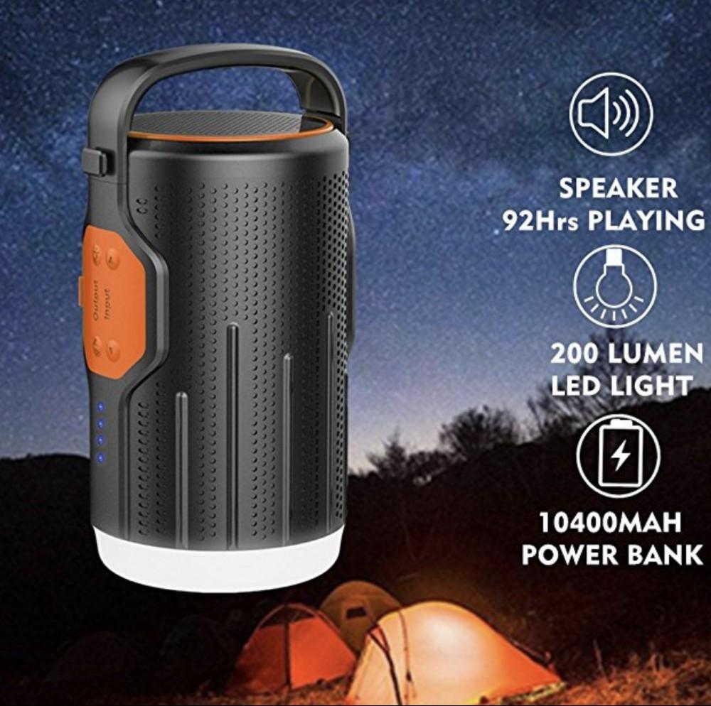Hompie Lantern Speaker Light