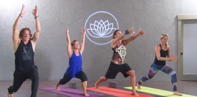 Eric Paskel Free Yoga Class