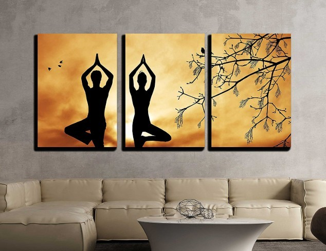 Canvas Decor Large