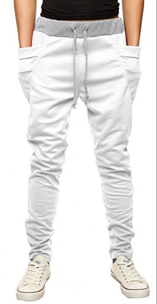 Hemoon White Pants