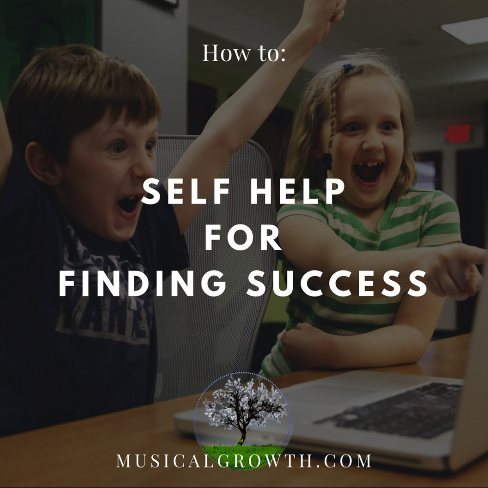 Self Help for Finding Success